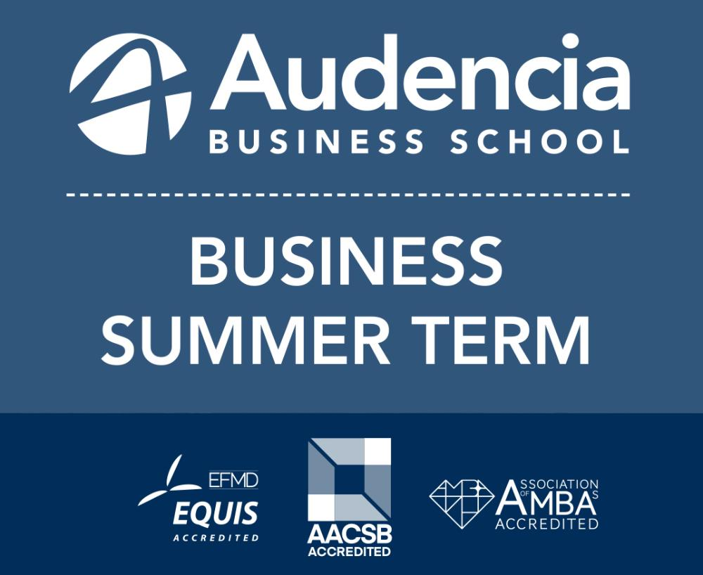 Audencia Logo Updated